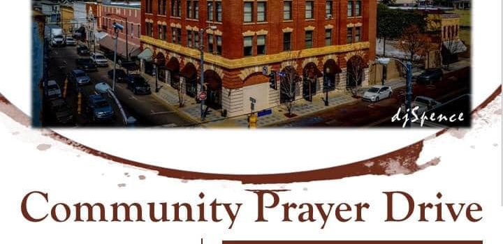 Community Prayer Drive